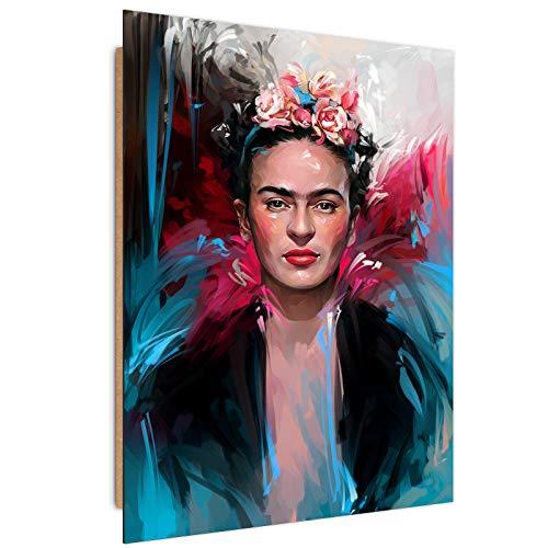 carowall CAROWALL.COM Cuadro Imagen XXL Pintor Famoso Impresión de Arte Multi 70x100 cm