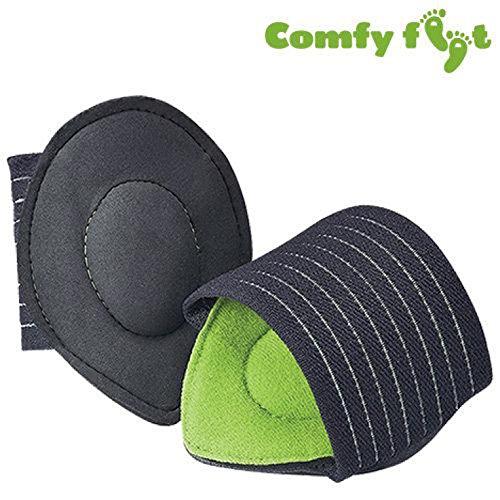 Welzenter Comfy Feet - Almohadillas para pies con puente