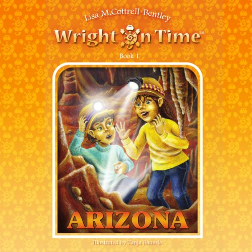 Wright on Time, Book 1: Arizona audiobook cover art