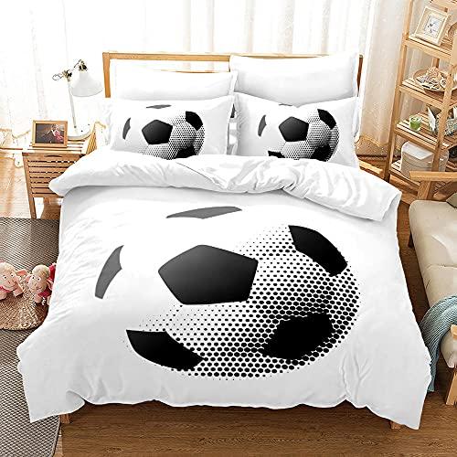 Bedclothes-Blanket Juego de sabanas Cama 150,Ropa de Cama de Tres Piezas de impresión Digital Tridimensional 3D-4_200 * 225