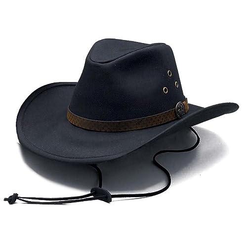 5d0331fc8 Waterproof Cowboy Hat: Amazon.com