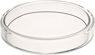 Glass Petri Dish Petri Plates Tissue Culture Plate 5 Pcs (90 mm)