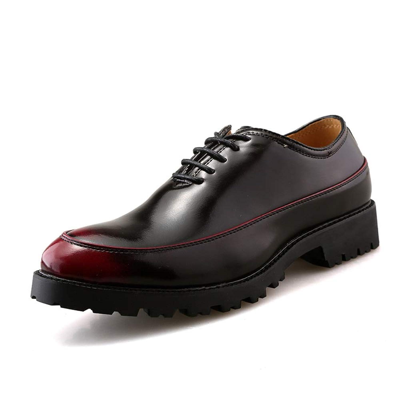[Yingkou] ビジネスシューズ メンズ 滑り止め 通気性 長持ち 軽量 紳士靴 おしゃれ