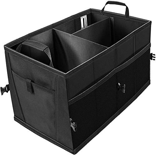 Motorup America Car Trunk Organizer - Adjustable...