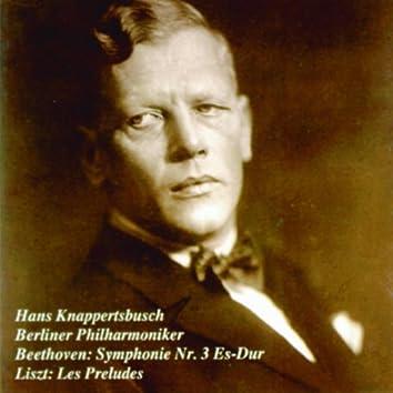 Hans Kappertsbusch dirigiert die Berliner Philharmoniker