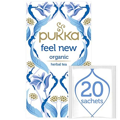 Pukka Tisana Feel New, 20 Filtri