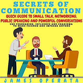 Secrets of Communication cover art