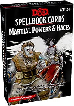 Spellbook Cards Martial Dungeons & Dragons