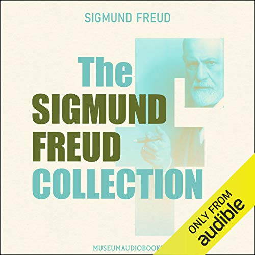 Couverture de The Sigmund Freud Collection