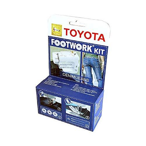 Toyota FWK-CCA30 accessoireset voor jeans/denim naaiwerk met RS modellen