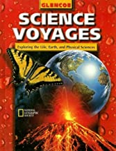 Science Voyages: Level Red: Exploring the Life, Earth, and Physcial Sciences (Glencoe Science: Level Red) (1999-05-01)