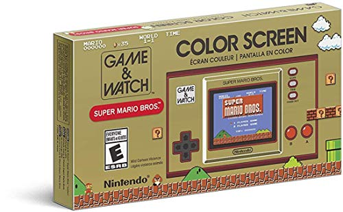 Nintendo Game & Watch: Super Mario Bros. - Not Machine Specific
