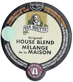 Van Houtte House Blend Medium Roast Coffee 2.0 Carafe Pods 8 Count K-Carafe