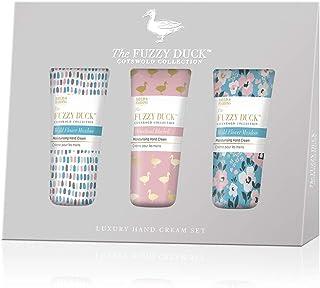 Baylis & Harding The Fuzzy Duck Cotsworld Floral 3 Hand Cream Set, 0.3 kilograms,FDCF213HC