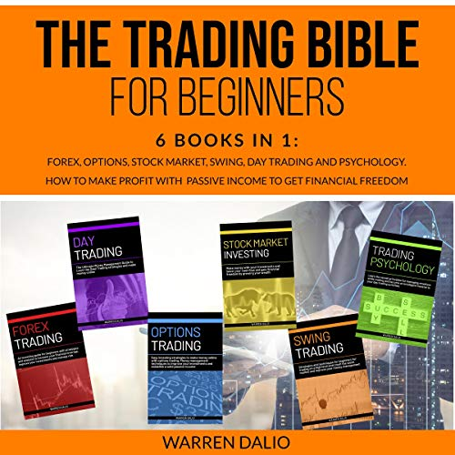The Trading Bible for Beginners cover art