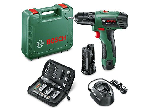 Bosch 06039a210e - Taladro atornillador a batería