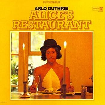 arlo guthrie alices restaurant