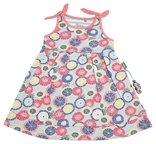 Sigikid Mädchen, Mini Kleid, Mehrfarbig (Starlight Blue 575), (Herstellergröße: 110)