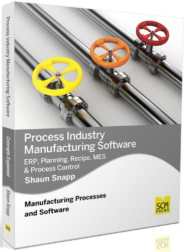 Process Industry Manufacturing Software: Erp, Planning, Recipe, Mes & Process Control
