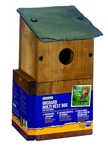 Gardman A02023 Casetta per Uccelli Selvatici