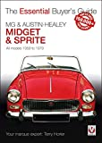 MG Midget & A-H Sprite: The Essential Buy ...