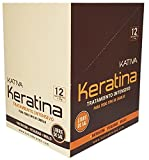 Kativa Katia Tratamiento De Keratina 12Uni/35Gr 510 g