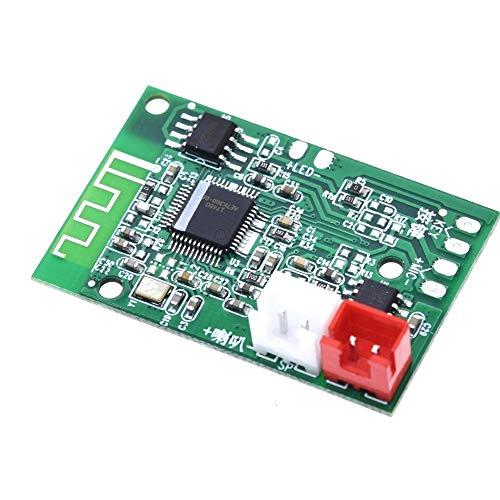 DIY Speaker Versterker Board Klasse D Audio Telefoons Computers PC DIY DC3.7-5V Mono 3 W Mini Bluetooth 4.2