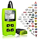 Ysding OBD2 Scanner Auto Check Car Engine Fault Code Reader Enhanced Universal OBD