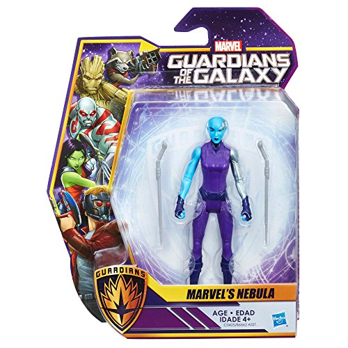 Hasbro Guardians of The Galaxy Marvels Nebula B6662 C0425