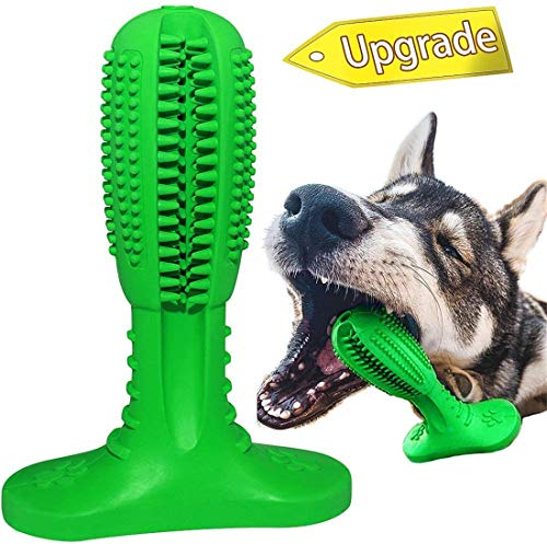Alittle Palillo de Cepillo de Dientes para Perros - Masticables dentales caninos no tóxicos para un Cuidado Dental Seguro de Perros - Juego de Palillos de Cepillo de Dientes para Perros Grandes