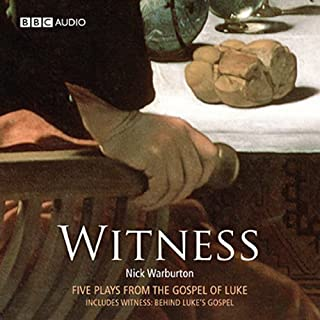 Witness (Dramatised)                   De :                                                                                                                                 Nick Warburton                               Lu par :                                                                                                                                 Tom Goodman-Hill,                                                                                        Paul Hilton,                                                                                        Peter Firth,                   and others                 Durée : 4 h et 39 min     Pas de notations     Global 0,0