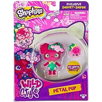 Shopkins S10 SHOPPET Pack - Petal PUPS   Shopkin.Toys - Image 1