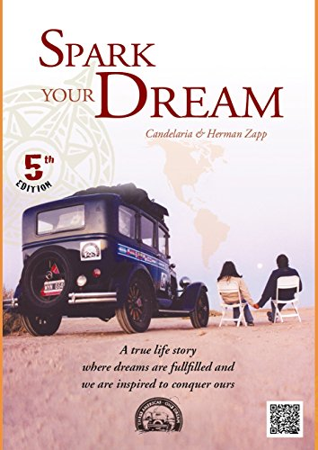 Spark your dream, book, overland travel family, travel with kids, worldtraveler, goals, bucketlist