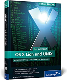 OS X Lion und UNIX