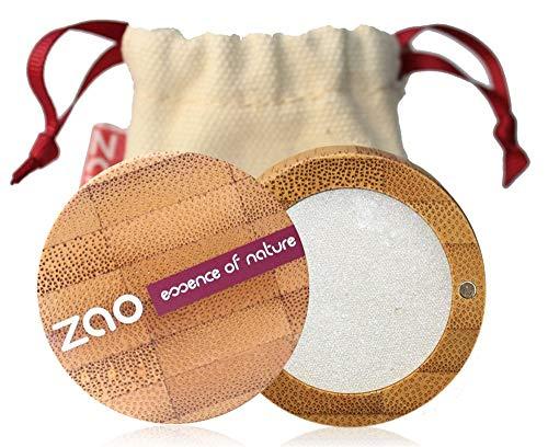 Zao - Fard à Paupières Bio nacré / 3 Gr - Couleur : Blanc n°101