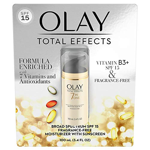 Olay Total Effects 7-in-1 Anti-aging UV Moisturizer