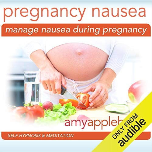 Mangae Nausea During Pregnancy (Self-Hypnosis & Meditation) audiobook cover art
