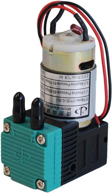 Raleigh Mall JYY Micro Diaphragm Pump-C B -Q-30-1 Liquid Air 2021new shipping free P 80-95 kpa