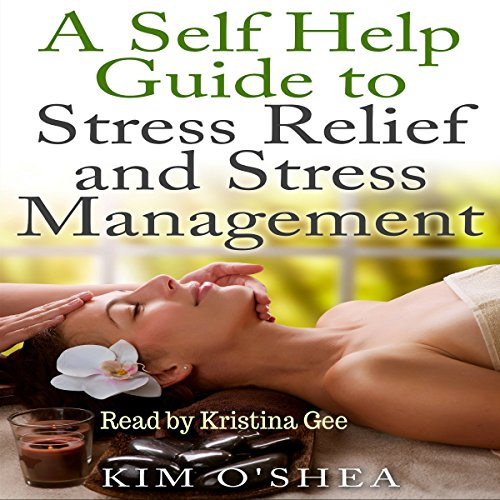 A Self Help Guide to Stress Relief and Stress Management audiobook cover art