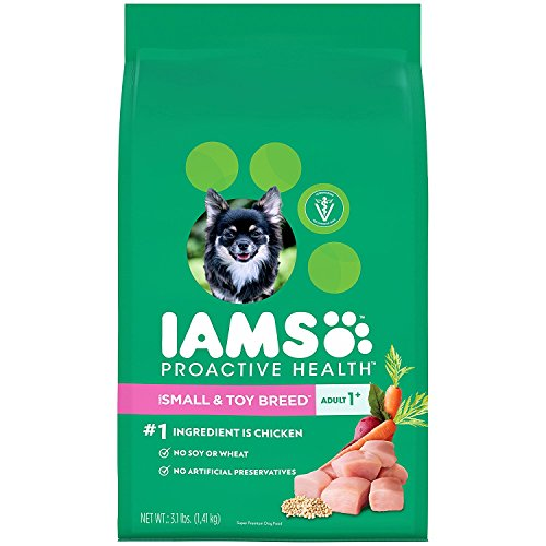 IAMS Proactive Health Dry Dog Food, Small & Toy Breed