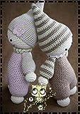 DUENDE AMIGURUMI PERSONALIZABLE ( Bebé, crochet, ganchillo, muñeco, peluche, niño, niña, lana, mujer, hombre ) MODA, ORIGINAL, FANTASÍA