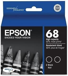 Epson DURABrite Original Ink Cartridge Model T068120-D2