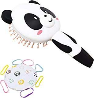 Comb Hair Brush Hairbrush Detangler for Kids Girls Easy Comfort Grip Children Will Love The Cute Detangling Brush