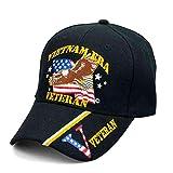Vietnam Era Veteran Patriotic Baseball Hat...