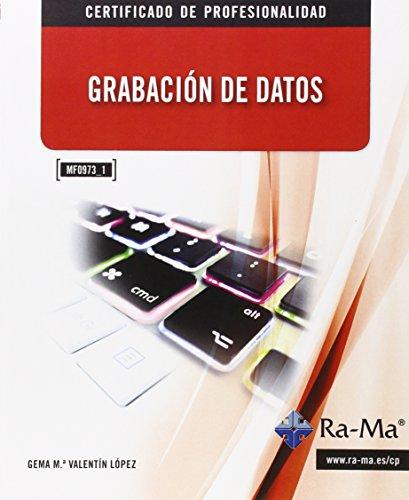 Grabación de Datos MF0973_1