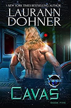 Cavas (The Vorge Crew Book 5) by [Laurann Dohner]