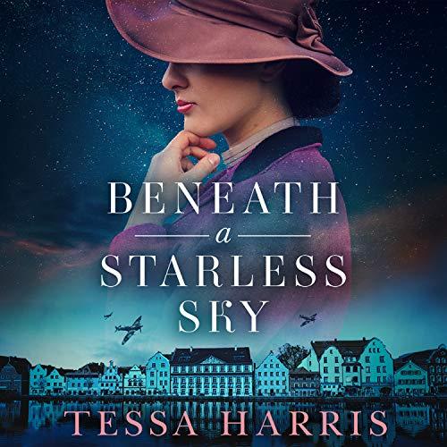 Beneath a Starless Sky Audiobook By Tessa Harris cover art