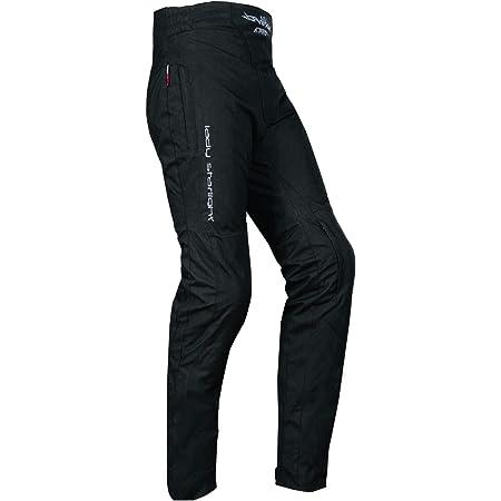 /Pantaloni da moto impermeabile in Cordura protezioni per uomini ragazzi REXTEK Moto pantaloni/