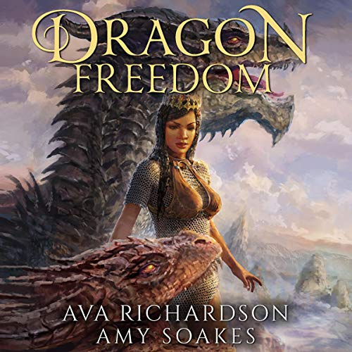 Dragon Freedom Audiobook By Ava Richardson cover art