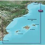 GARMIN BLUECHART G2 HEU454S BARCELONA & VALENCIA DATA